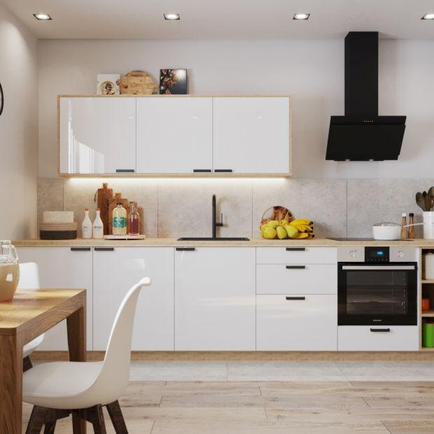 Modna kuchnia: cztery ciekawe propozycje