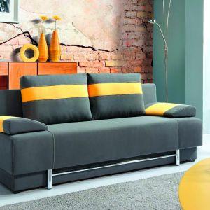 Sofa Bura 3FP z funkcją spania dostępna w ofercie firmy PMW. Fot. PMW