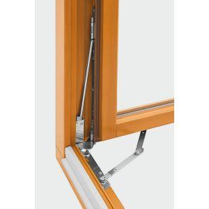 Okucie okienne Winkhaus activPilot Select/Winkhaus. Produkt zgłoszony do konkursu Dobry Design 2020.