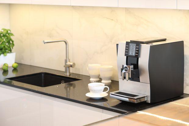 Stylowy ekspres do kawy: idealny do każdej kuchni!