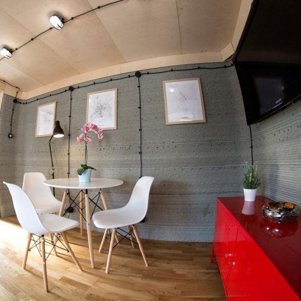 Pierwszy w Polsce betonowy budynek z drukarki 3D - zobacz dzieło inżynierów REbuild