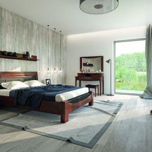 Meble do sypialni z kolekcji Bari dostępne w ofercie firmy Mebin. Fot. Mebin
