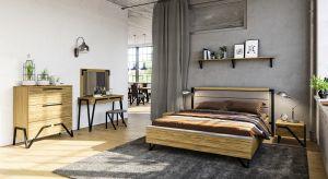 Oprócz łóżka i dużej szafy, wystrój sypialni niekiedy uzupełniają komody, szafki nocne i toaletki. Wbrew pozorom meble przez wielu uważane za pomocnicze trafiają nie tylko do wnętrz o ponadprzeciętnym metrażu.
