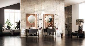 Mogą być okrągłe, prostokątne lub kwadratowe z podświetleniem lub bez podświetlenia LED, bogato zdobione lub minimalistyczne. Zobaczcie piękne lustra, które nadadzą łazience wyrafinowania i stylu.<br /><br />