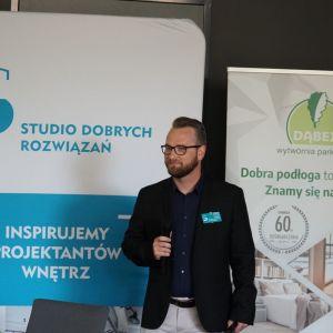 Studio Dobrych Rozwiązań w Łodzi: Tomasz Wrona, Cersanit