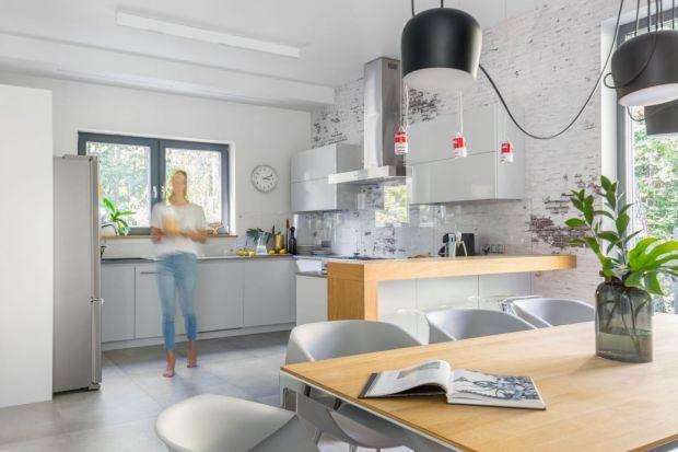 Nowoczesna kuchnia: wnętrza z polskich domów