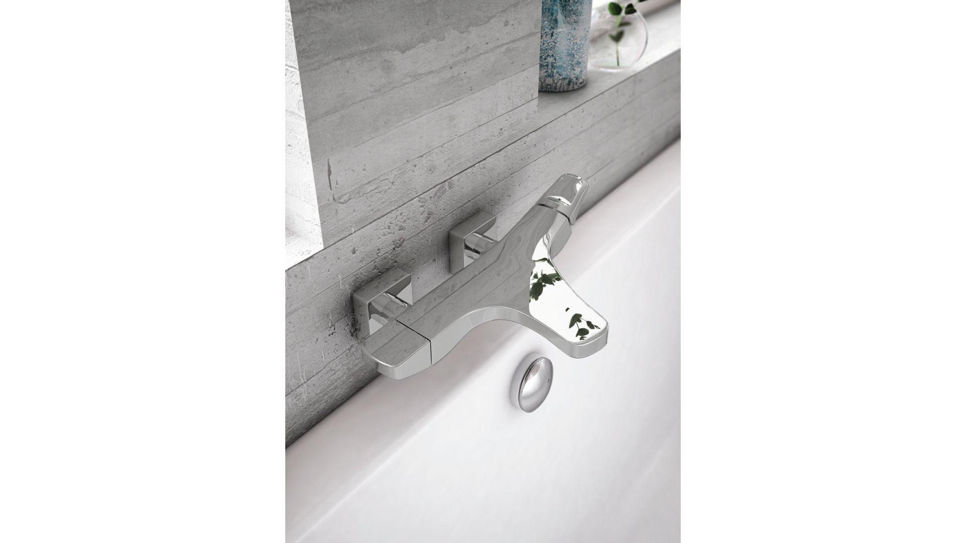 Sense - seria baterii łazienkowych/Teka. Produkt zgłoszony do konkursu Dobry Design 2020.
