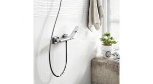 Nowa seria baterii łazienkowych, która łączy nuty minimalistycznego wzornictwa z miękkością kształtów bliskich naturze, pozwoli przeistoczyć każdą łazienkę w oazę spokoju, gdzie relaks i zamiłowanie do piękna współistnieją w harmonii.