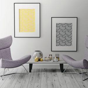 """Tkanina """"Cashmere"""" z kolekcji firmy Davis na 2019 rok wykonana jest w stu procentach z poliestru. Mimo to cechuje się niezwykłą miękkością i delikatnością, zaś jej charakterystyczny rysunek inspirowany jest strukturą wełny. Fot. Davis"""