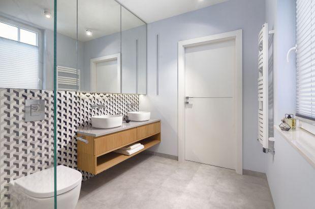 Nowoczesna łazienka: gotowy projekt wnętrza