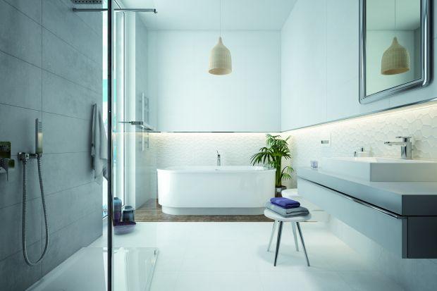 Komfortowa łazienka - urządzamy strefę kąpieli