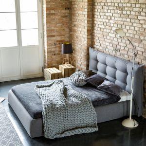 Łóżko Arezzo/Dormi Design. Produkt zgłoszony do konkursu Dobry Design 2020.