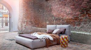 Mebel do sypialni Użyte materiały: płyta meblowa, drewno, płyta MDF, pianka T-25, tkanina meblowa Wymiary: łóżko dostępne w każdym wymiarze materaca, przykładowe wymiary całkowite dla łóżka dostosowanego do materaca 160 x 200 (szerokość: 1