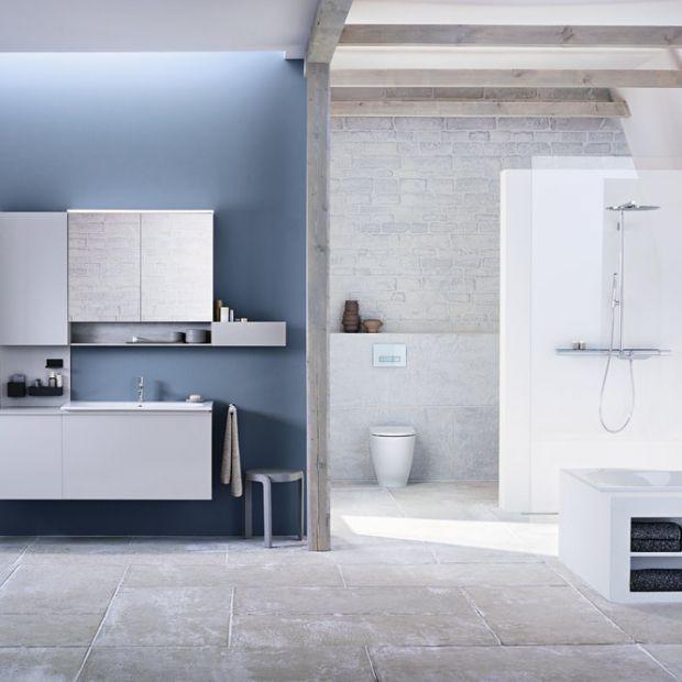 Seria ceramiki i mebli łazienkowych Acanto/Geberit