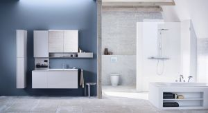 Geberit Acanto oferuje wszystkie dostępne obecnie rozwiązania, potrzebne do kompletnego urządzenia łazienki. Meble oraz elementy ceramiczne cechują się ponadczasowym wzornictwem i można je ze sobą dowolnie łączyć. Meble posiadają szeroką pale