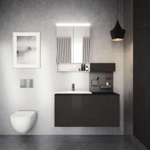 Seria ceramiki i mebli łazienkowych Acanto/Geberit. Produkt zgłoszony do konkursu Dobry Design 2020.