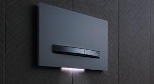 Innowacyjny moduł firmy Geberit usuwa przykre zapachy, tuż po skorzystaniu z toalety. Oprócz systemu filtrującego powietrze, moduł jest również wyposażony w oświetlenie orientacyjne i pojemnik na kostki higieniczne do spłuczki. moduł Geberit Du