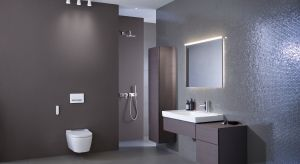 Geberit AquaClean Sela to elegancka toaleta myjąca, która wygląda jak standardowe WC. Teraz Geberit zastępuje poprzednią toaletę AquaClean Sela nowym modelem. Ponadczasowy, minimalistyczny styl linii ujęty został w jeszcze piękniejszej formie, a