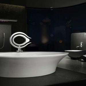 Bateria łazienkowa Tiaara/Jaquar. Produkt zgłoszony do konkursu Dobry Design 2020.