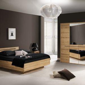 Szafa do sypialni z kolekcji Selens dostępna w ofercie firmy Meble Krysiak. Fot. Meble Krysiak