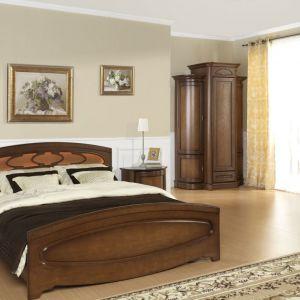Szafa do sypialni z kolekcji Afrodyta dostępna w ofercie firmy Mebin. Fot. Mebin