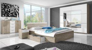 Trudno wyobrazić sobie funkcjonalną sypialnię bez pojemnej szafy. To mebel, dzięki któremu można odpowiednio zorganizować przestrzeń i zapewnić w pomieszczeniu porządek.