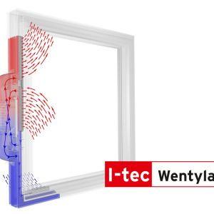 Okno KF 410/Internor. Produkt zgłoszony do konkursu Dobry Design 2020.