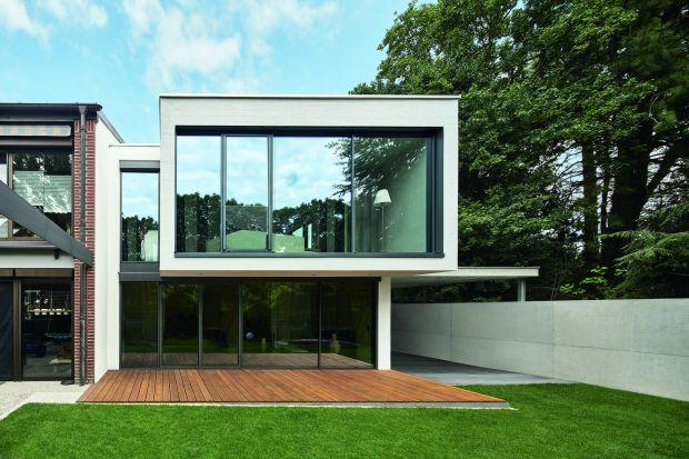 Jednoosobowy dom - przestrzeń bez granic