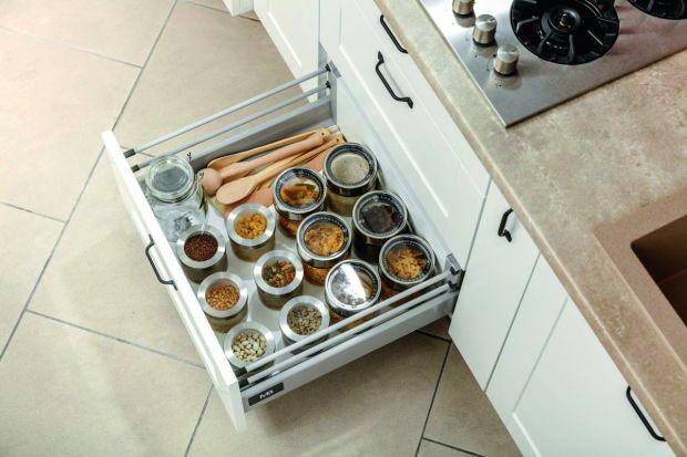 Przechowywanie w kuchni: sprytne pomysł i rozwiązania
