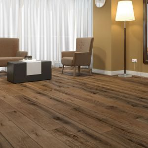 Podłoga z drewna: ekologiczna i modna. Fot. Baltic Wood