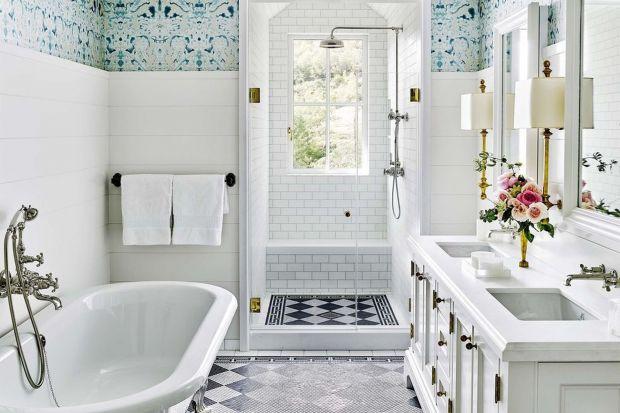 Mała łazienka - aż 30 pięknych inspiracji