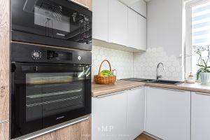 Kuchnia. Projekt i zdjęcia: Marzena Pieńkowska (Studio Modelowania Przestrzeni)