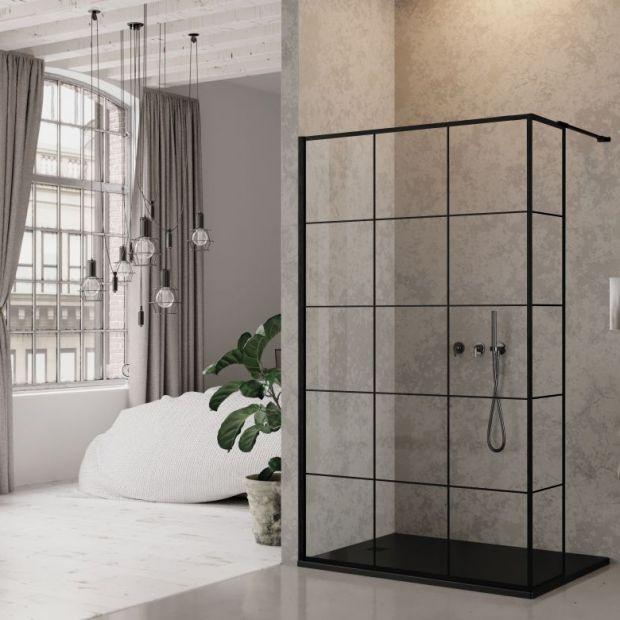 Nowoczesna łazienka. Zobacz propozycje z modną czernią w trzech stylach