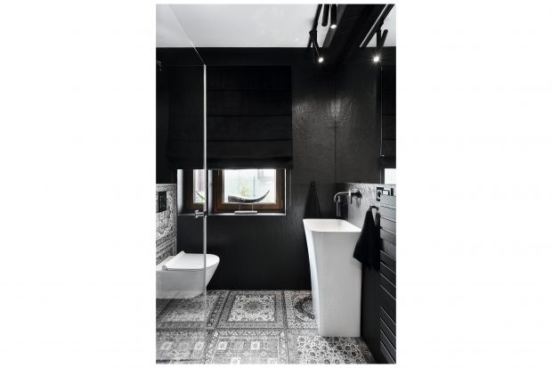 Łazienka dla gości: piękne wnętrze z efektem wow!