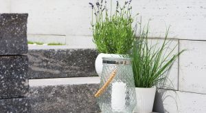 """Schody zewnętrzne z powodzeniem stosuje się w założeniach ogrodowych na styku tarasu z ogrodem lub w miejscach, gdzie konieczne jest """"zgubienie"""" różnic w wysokości terenu (skarpy, wzniesienia). Doskonale do tej roli nadają się betonowe stopni"""