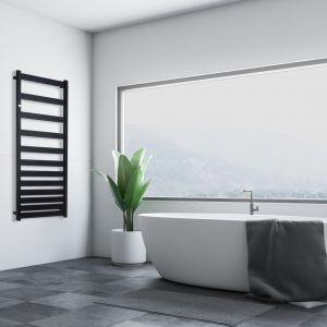 Grzejnik łazienkowy Belti/Instal-Projekt. Produkt zgłoszony do konkursu Dobry Design 2020.