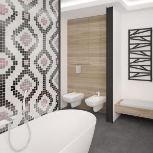 Grzejnik łazienkowy Trick/Instal-Projekt