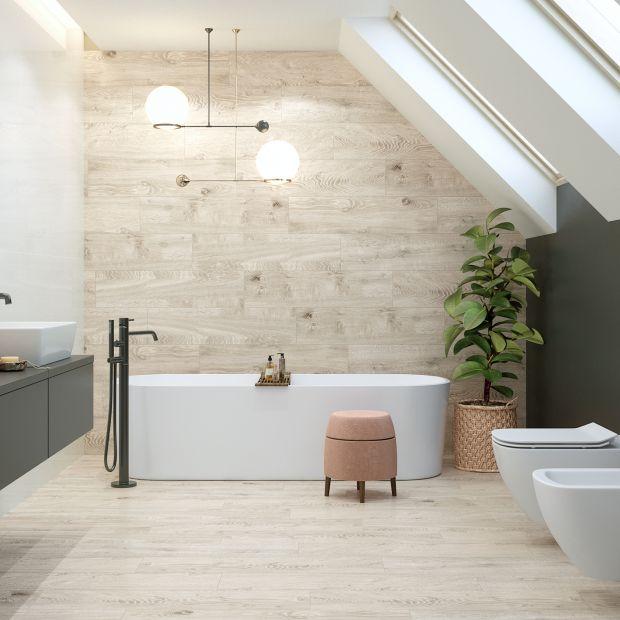5 pomysłów na płytki do łazienki