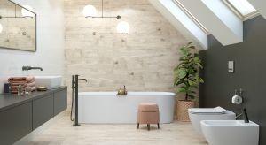 Wybór płytek do łazienki to poważna decyzja na lata. Podpowiadamy co jest modne.