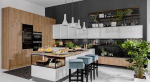 Nowoczesna elegancja Marche to coś w sam raz dla wszystkich, którzy kochają designerskie kuchnie. Produkt zgłoszony do konkursu Dobry Design 2020.<br /><br /><br />