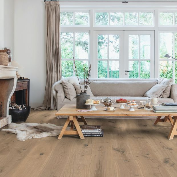 Przytulne wnętrza - postaw na urok drewna
