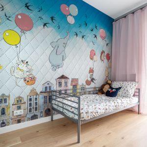 Pokój dziecięcy. Projekt i zdjęcia: Decoroom