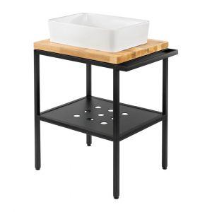 Kolekcja konsol z umywalkami/Deante. Produkt zgłoszony do konkursu Dobry Design 2020.