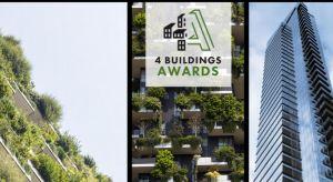 Startuje konkurs 4 Buildings Awards 2019. Ideą plebiscytu jest promowanie nowoczesnego budownictwa, zgodnego z zasadami zrównoważonego rozwoju. Chcemy wyróżnić postępowe inwestycje, nowatorskie technologie oraz ludzi z wizją. Konkurs będzie towar
