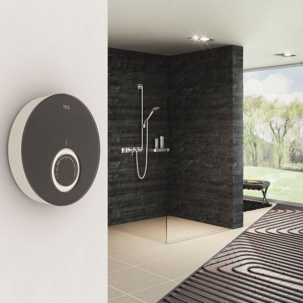 Ciepło w łazience: praktyczna podłogówka