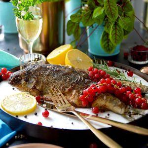 Kuchnia w wersji glamour. Fot. Sam Cook