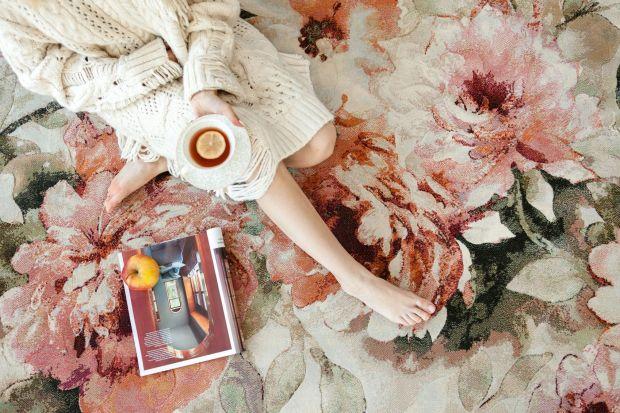 Nowość - miękki dywan i efektowny obraz w jednym