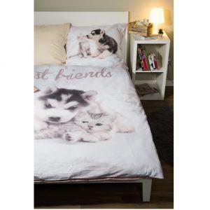 Best Friends - pościel dla miłośników zwierząt. Fot. Faro