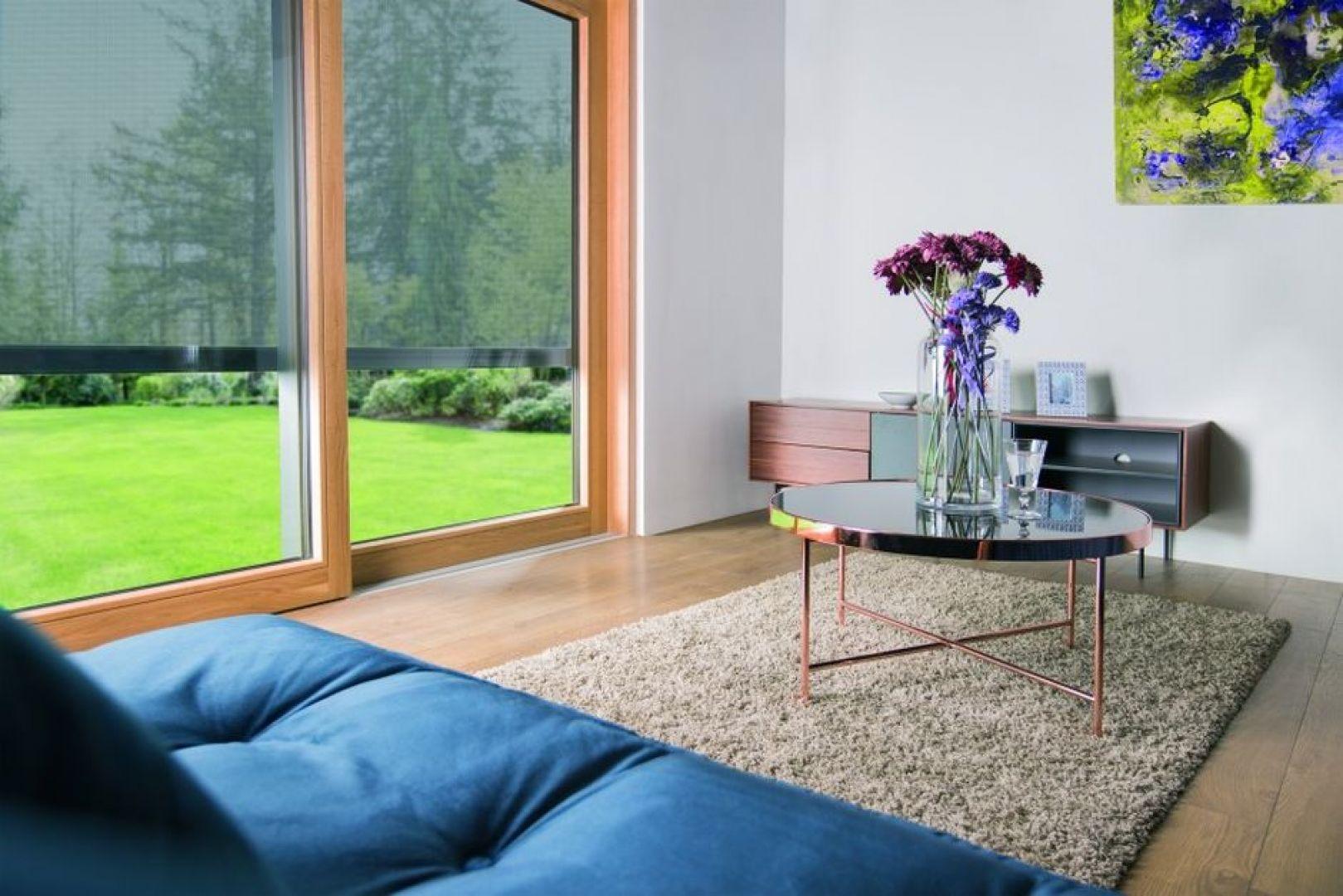 Smart dom: nowoczesne akcesoria okienne. Fot. Fakro