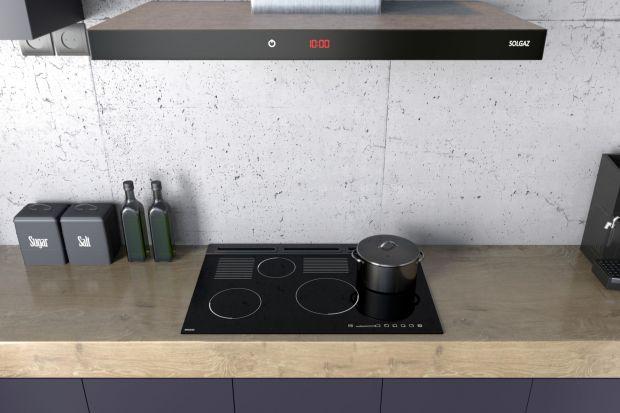 Nowość do kuchni - płyty gazowe bez płomieni